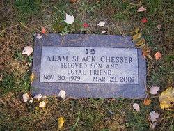 Adam Slack Chesser