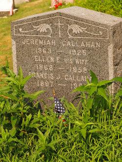 Ellen E. <i>Tierney</i> Callahan