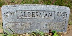 Earl G. Alderman