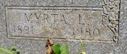 Myrta L <i>Eastman</i> Alderman