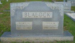 Banks Andy Blalock