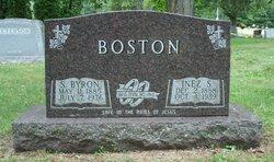Inez Sylvia <i>Peterson</i> Boston