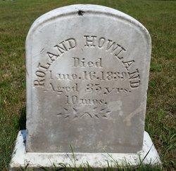 Roland Howland