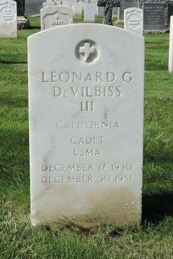 Leonard G. De Vilbiss, III