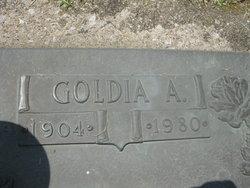 Goldia A Berry