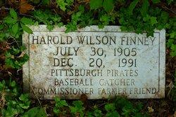 Harold Wilson Finney