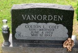 Colton Lyle Colt VanOrden