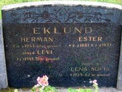 Ester Eklund