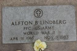 Alfton Byron Lindberg