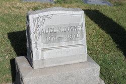 Alice Downey