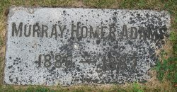 Murray Homer Adams