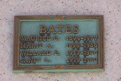 Janet Louise <i>Meyer</i> Bates