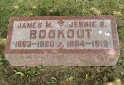 Virginia B. Jennie <i>Eden</i> Bookout