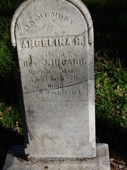 Angelina H Carr