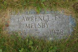 Lawrence Edward Melsby