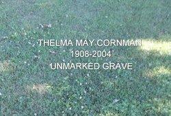 Thelma May <i>Dunkle</i> Cornman