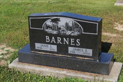 Janie L <i>Harmon</i> Barnes