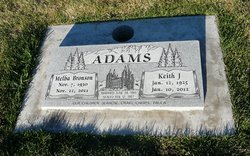 Keith J Adams
