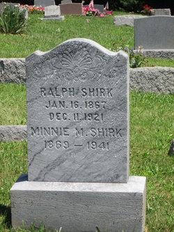 Minnie M <i>Beaty</i> Shirk