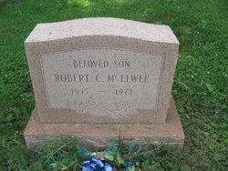 Robert C McElwee