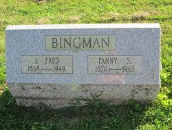 J Fred Bingman