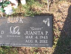 Juanita P Goody <i>Perez</i> Burk