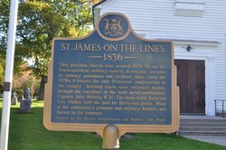 Saint James-on-The-Lines Cemetery