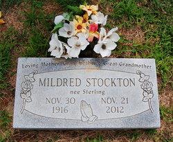 Mildred <i>Sterling</i> Stockton