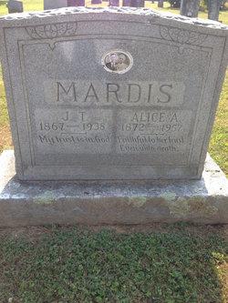 Joseph Thomas Joe Tom Mardis