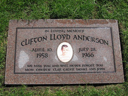 Clifton Anderson
