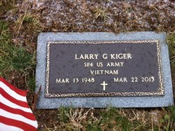 Larry G Kiger