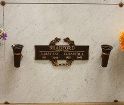 Elizabeth J. <i>Porter</i> Bradford