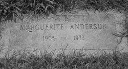 Marguerite Anderson