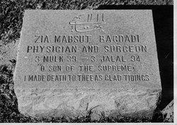Zia Mabsut Bagdadi