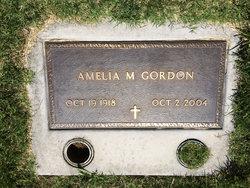 Amelia Mary Mimi <i>Lipsius</i> Gordon