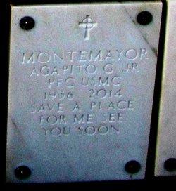 Agapito G Montemayor, Jr