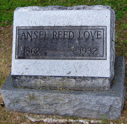 Ansel Reed Love