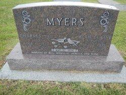 Beth E <i>Nicklin</i> Myers