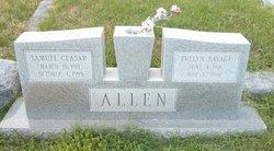 Evelyn <i>Savage</i> Allen