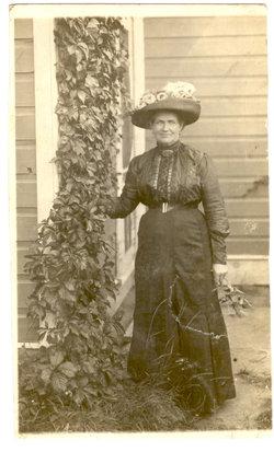 Elizabeth Atkins <i>Adams</i> Covington
