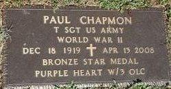 Paul Chapmon