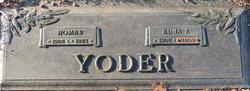 Edna Frances <i>Ehrlich</i> Yoder