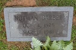 Norman Barber, Sr