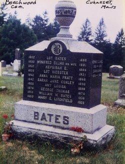 Lot Webster Bates