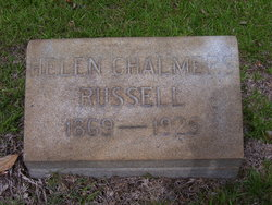 Helen <i>Chalmers</i> Russell