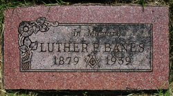 Luther Pierce Banes