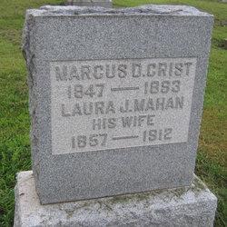 Marcus D Crist