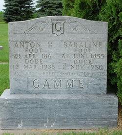 Anton M Gamme
