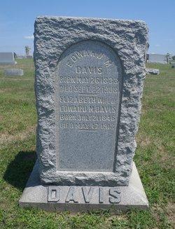 Elizabeth M <i>Williams</i> Davis