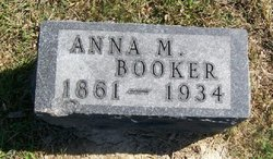 Anna Matilda <i>Enzeroth</i> Booker